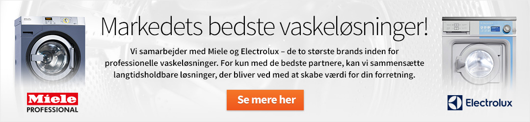 Miele og Electrolux hos L'EASY Business
